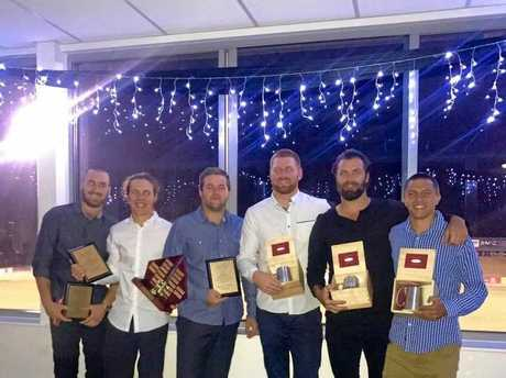Whitsunday Brahmans players won a stack of accolades at the Mackay and District Rugby League Awards Night.