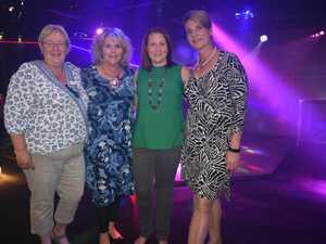 Christina Waldron, Karen Thorley, Janelle Burns.