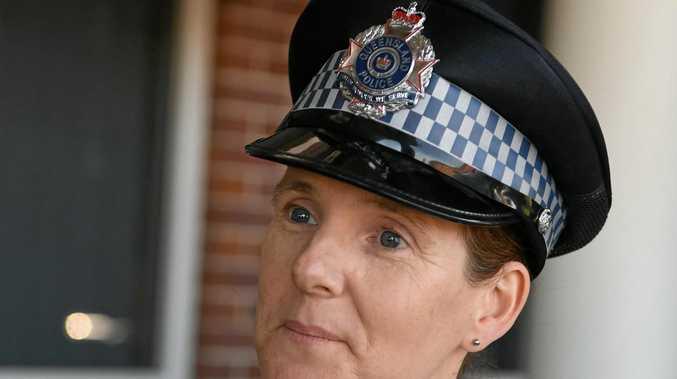 Senior constable Danielle Loftus
