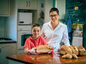 Mum pioneers 'gut friendly' bread - and it tastes real