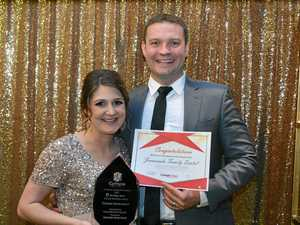 Customer service award for dentists