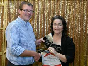 Top accolades for Gympie educator