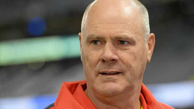 Rodney Eade says it would not hurt for Gold Coast players to have more scrutiny.