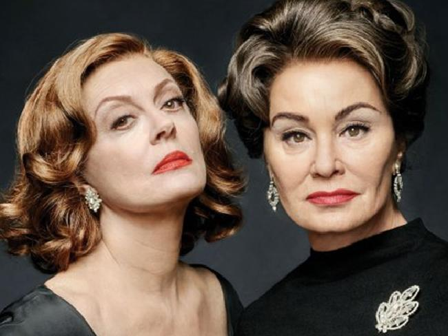 Nicole Kidman is up against Susan Sarandon as Bette Davis and Jessica Lange as Joan Crawford in Feud: Bette and Joan.