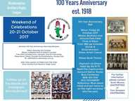 Inviting Past, Current Players, Coaching Staff, Committee Members and Supporters to Celebrate Rocky Brothers Rugby League's 100 Years
