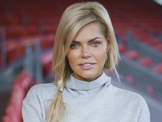 Sophie Monk, star of The Bachelorette.