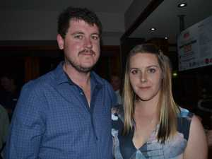 River Rats Presentation Night, Jamie McCaw and