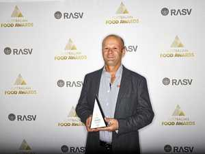 Beef producer awarded as one of best in Australia