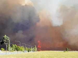 Record heatwave: Coast faces new horror fire threat