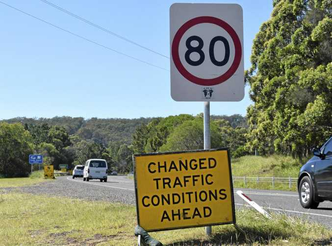 ROADWORKS: Resurfacing work is about to start on the Bruxner Highway.