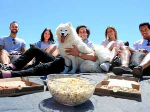 Openair Cinemas come to Coolangatta