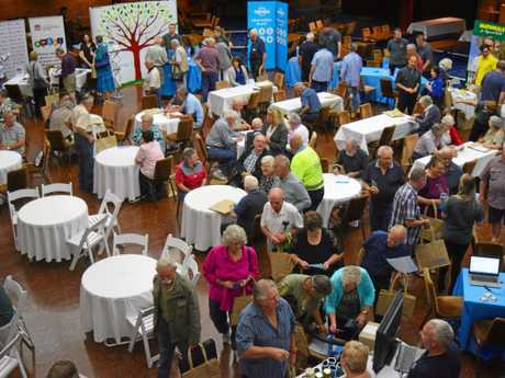 NRMA Member Roadshow was an expo style event, with stalls from a range of organisations who provide relevant services.