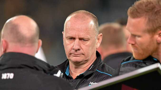 Ken Hinkley has been strongly linked to a return to the Suns.