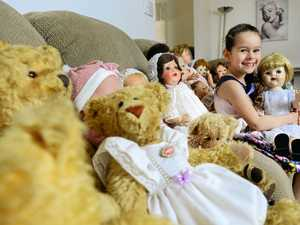 Dolls and teddy bears to appear at Civic Centre