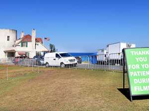 Hollywood finally leaves Hastings Point