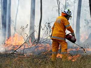 'Worst bushfire conditions in a decade': Fire chief warning