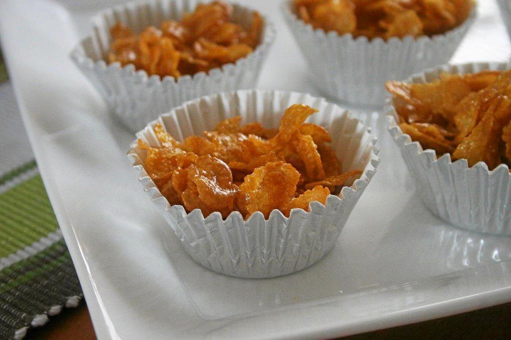 Honey Joys are easy to make.