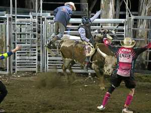 Mulgowie comes alive for bullride