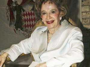 Lady Mary Fairfax dead aged 95