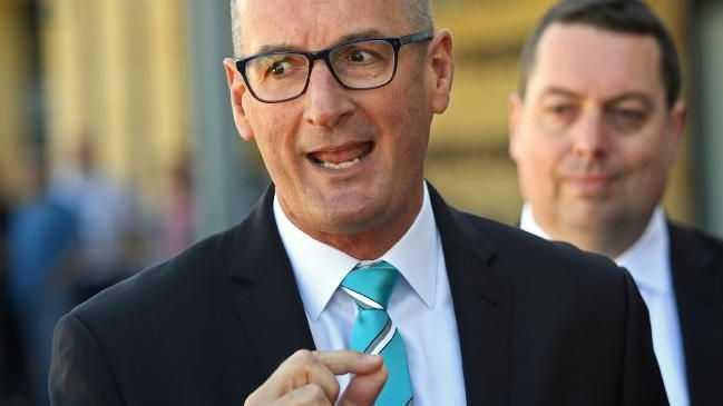 David Koch has reportedly apologised.Source:News Corp Australia