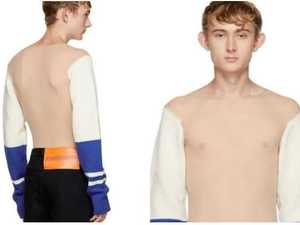 'Naked jumper' proves a hit as it sells out online