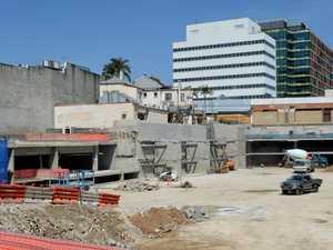 Ipswich CBD Mall demolition and redevelopment
