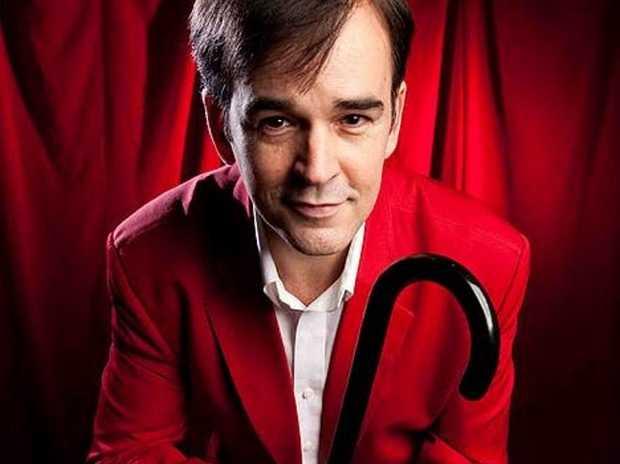 Comedian Tim Ferguson.
