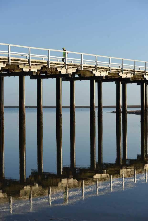 Image for sale: Urangan Pier, Hervey Bay.