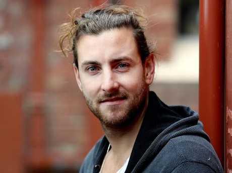 Survivor contestant Henry Nicholson.