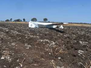 Two dead in glider crash