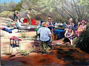 Entries sought for famed Stanthorpe Art Prize