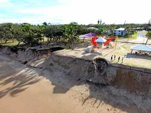 Severe erosion at beaches will get fix next year