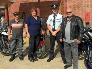 Former police officer Rides for Remembrance