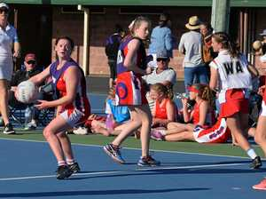 Souths Gaytimes overcame the Souths Killer Pythons in the Coffs Harbour Netball Association's Division 1 grand final.