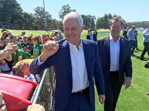 PM visits Coffs after it scores stadium funding