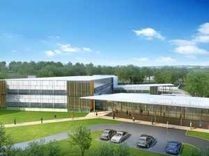 What the new Kingaroy hospital will look like