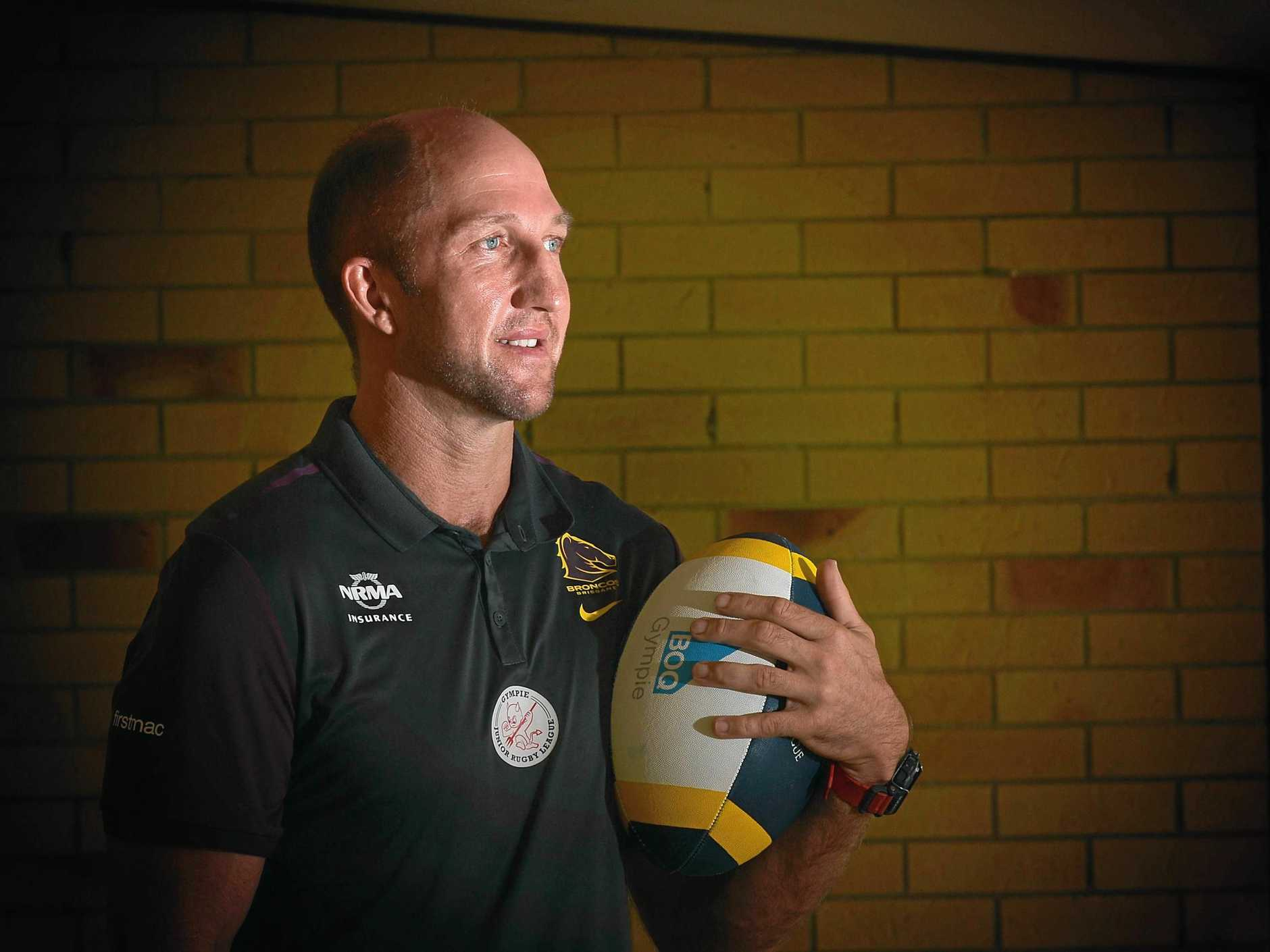Gympie Devils president Darren Burns believes change is needed to keep players in the game and filtering into senior teams.