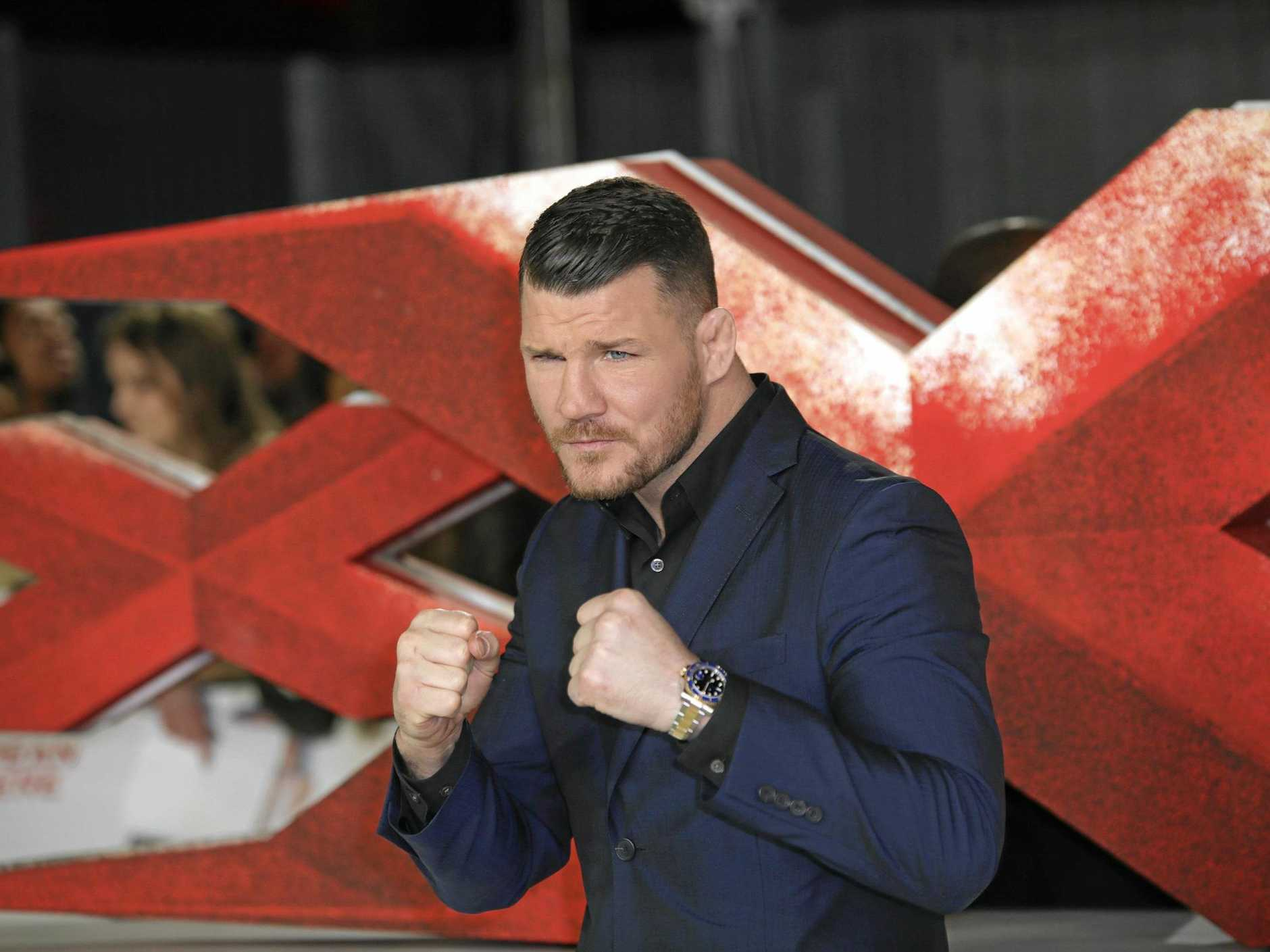 UFC fighter Michael Bisping is contemplating retirement.