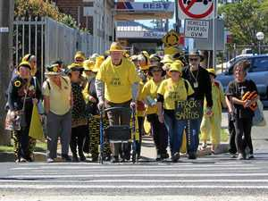 Nanas show no fear in quest to save environment
