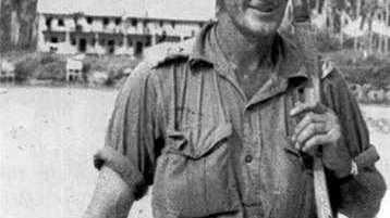 HONOUR: Bundaberg man Robert Jock McLaren deserves to be honoured for his bravery.