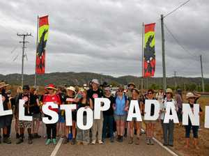 Arrests won't stop Adani protesters
