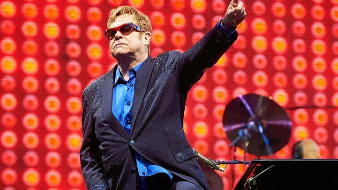 Sir Elton John.