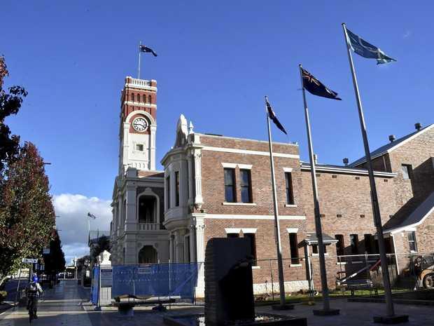 Toowoomba City Halll.