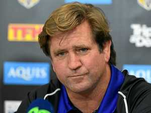 Axed: Dogs part ways with Hasler