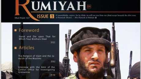 Isis has been able to release detailed instructions on carrying out terror attacks via its propaganda magazines