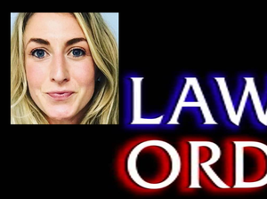 Woman escapes mugging by using trick from TV's Law & Order