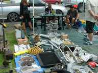 The Mackay Swap Meet, Mackay Region's largest meet, is a celebration of fun, value and the entrepreneurial spirit.   1 October, 2017