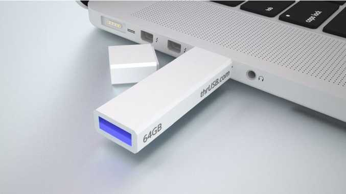 ThrUSB promises to help solve the problem around lack of USB ports.