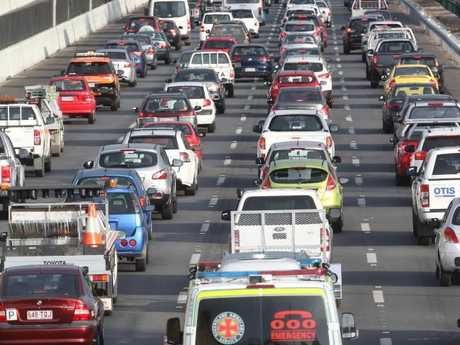 Traffic congestion costs tens of millions in lost productivity.