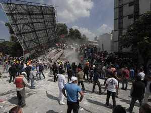 Panic as quake hits
